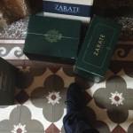 Siguiendo los pasos de Zarate …llego a Galicia