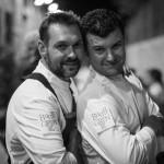 Jordi Bresó y David Ariza Abad , el concepto slowfood a través de la comida