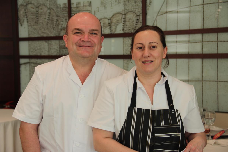 Restaurant Ca L'Àngels - Jose Blat y Vicen Teuler