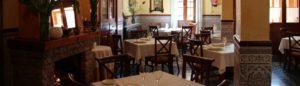 Restaurant Ca L'Àngels - Comedor