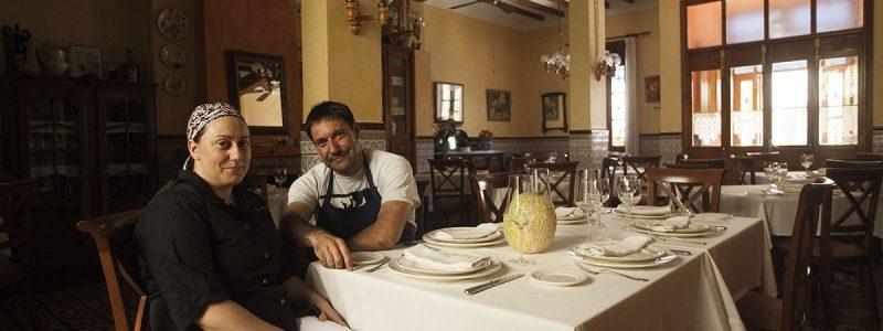 Restaurant Ca L'Àngels - Paco y Vicen Teuler